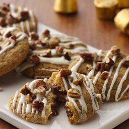 Rolo™ Stuffed Pumpkin Spice Cookies