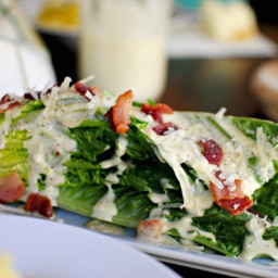 Romaine Wedge Salad