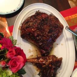 Roman Roast Lamb (Abbacchio alla Romana)