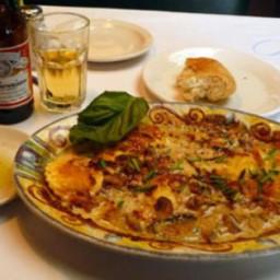 Romano's Macaroni Grill Pasta Di Pollo Al Sugo Bianco