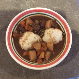 Ron's Beef Stew