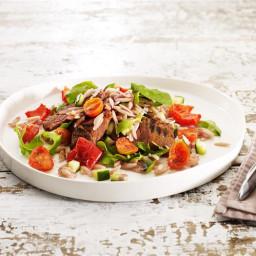 'Roo-soni' salad