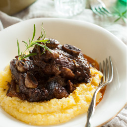 Rosemary Braised Short Ribs Recipe