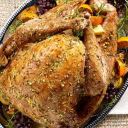 Rosemary Citrus Herb Turkey