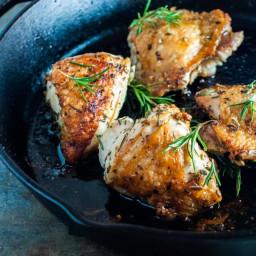 rosemary skillet chicken