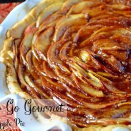 Rosette Apple Pie
