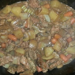 Roskam Style McCormick Slow Cookers Hearty Beef Stew