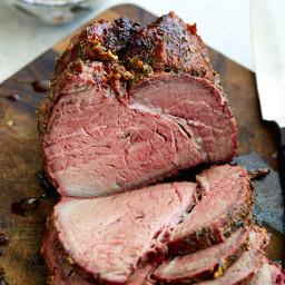 Rotisserie Top Round Roast Recipe