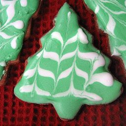 Royal Icing Glaze for Painting Cookies