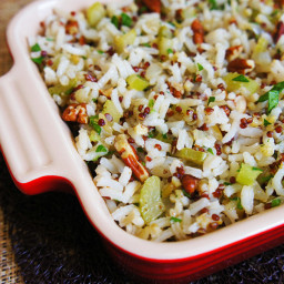 Royal Pecan Rice Stuffing