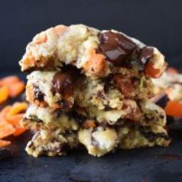RubySnap Vivianna Mango Dark Chocolate Cookies