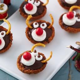 Rudolf caramel tartlet