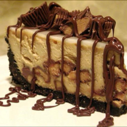 Ruggles Grill (Houston, TX) Reese's Peanut Butter Cup Cheesecake