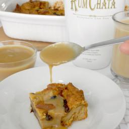 RumChata Bread Pudding Recipe