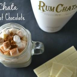 RumChata White Hot Chocolate