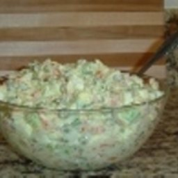 Russian Potato Salad