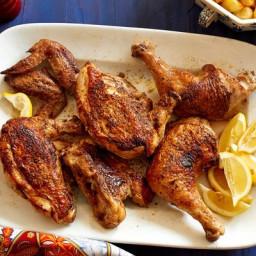 Ruth Reichl's Chicken Diavolo