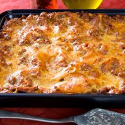 Chef Dick's Lasagna