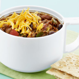 Ryder's Turkey Chili