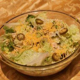 Salad a la Bageria