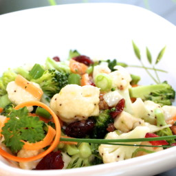 Salade Brocoli et Choufleur
