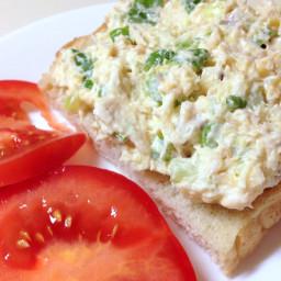 Salata de Peste Afumat cu Maioneza