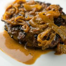 Salisbury Steak!