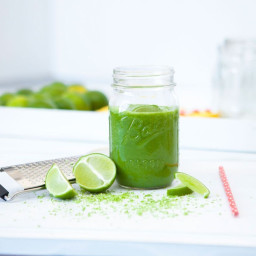 Sally Obermeder's ultra-lean green smoothie