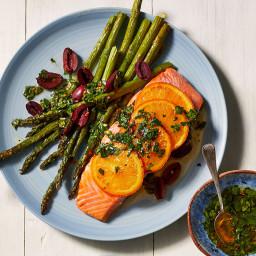 Salmon Gets Savory with Fish Sauce