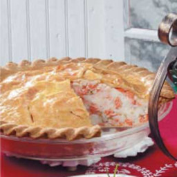 Salmon Pie - New England