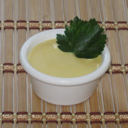 Salsa aji amarillo / yellow pepper sauce