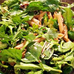 Salsa Bean Orzo salad