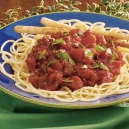 Salsa Spaghetti Recipe
