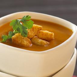 Salsa-Sweet Potato Soup