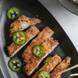 Salt-and-Pepper Pork Chops