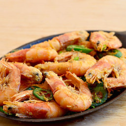 Salt and Pepper Shrimp