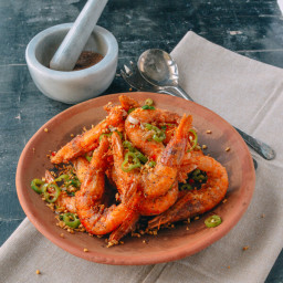 Salt and Pepper Shrimps