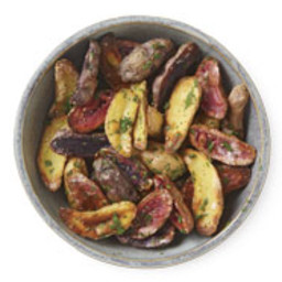 Salt-Baked Fingerling Potatoes