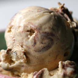 Salted, Malted Cookie Dough Ice Cream By Salt and Straw Recipe by Tasty