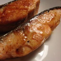 Salted Salmon (塩鮭)
