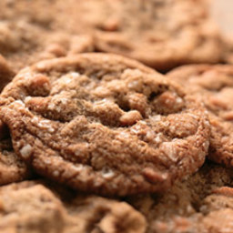 Salty-Sweet Butter Pecan Cookies
