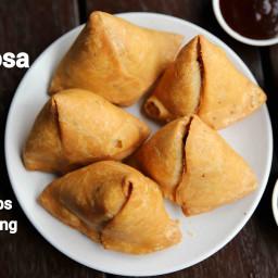 samosa recipe | how to make samosa | aloo samosa