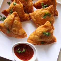 Samosa Recipe Punjabi, Aloo Samosa Recipe