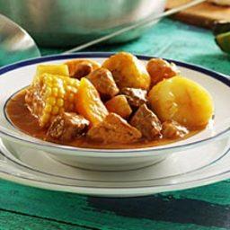 Sancocho (Puerto Rican one pot stew)