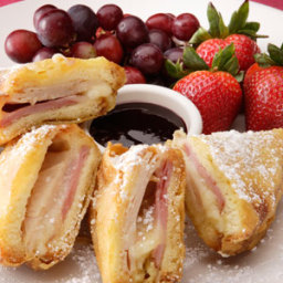 Sandwich - Bennigan's Monte Cristo