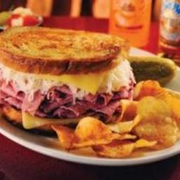 Sandwich - Reuben Classic