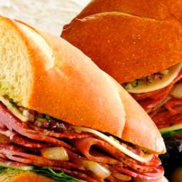 Sandwich - Zesty Italian Subs