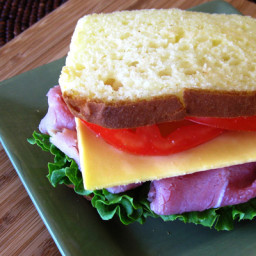 Sandwich Bread (Gluten-Free Recipe)