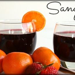 Sangria Mocktail