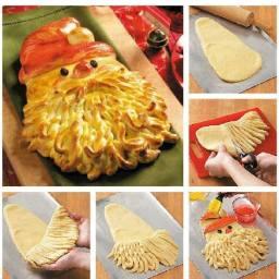 Santa Bread
